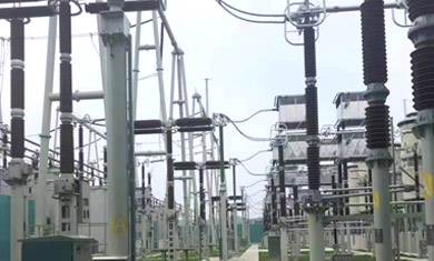 Comcore has successfully completed the installation and commissioning for the optical current transformer project of Yu-E DC back-to-back networking project